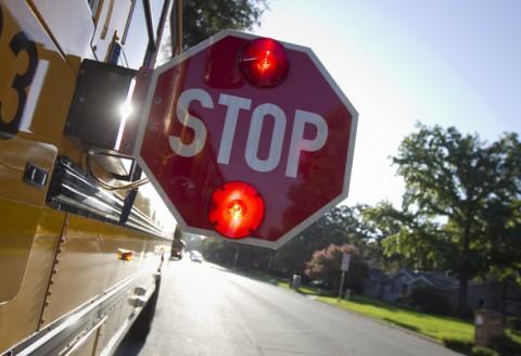 SchoolBus_StopPaddle_Arlington_Texas_StarTelegram_090412
