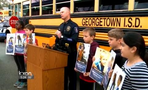 SchoolBusCameras_PressEvent_Georgetown_Texas_032614